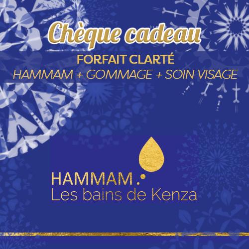 hammam gommage soin du visage promotion hammam les bains de kenza